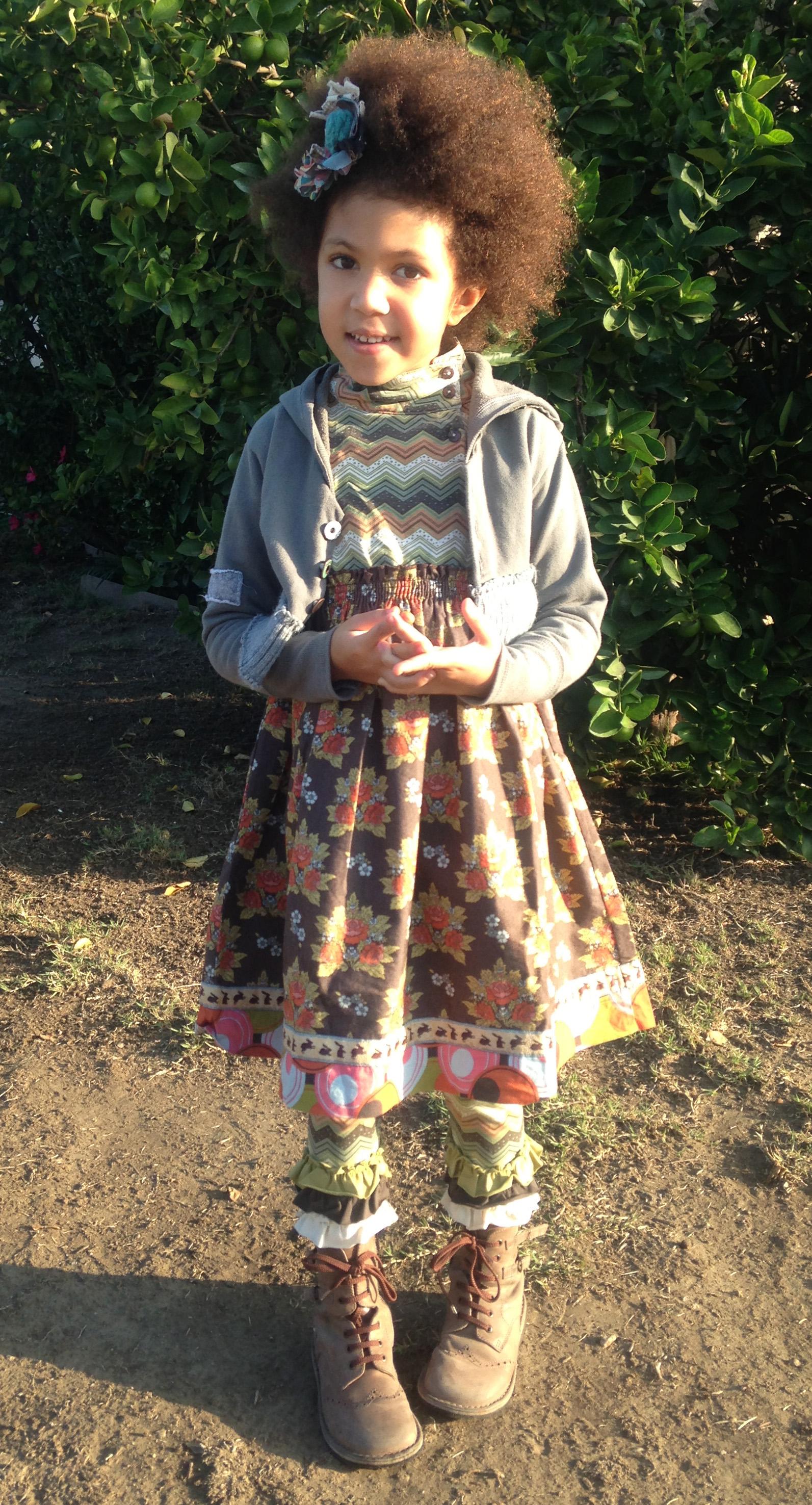 Matilda jane golden love me dress pictures